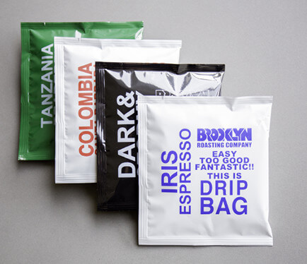 DRIP BAG COFFEE